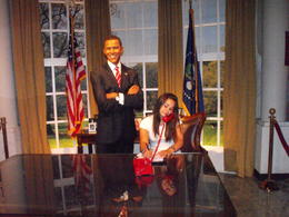 In the Oval Office!, Traveler from Texas - July 2011