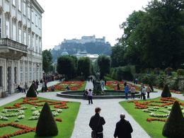 Mirabell Gardens, Salzburg - May 2011