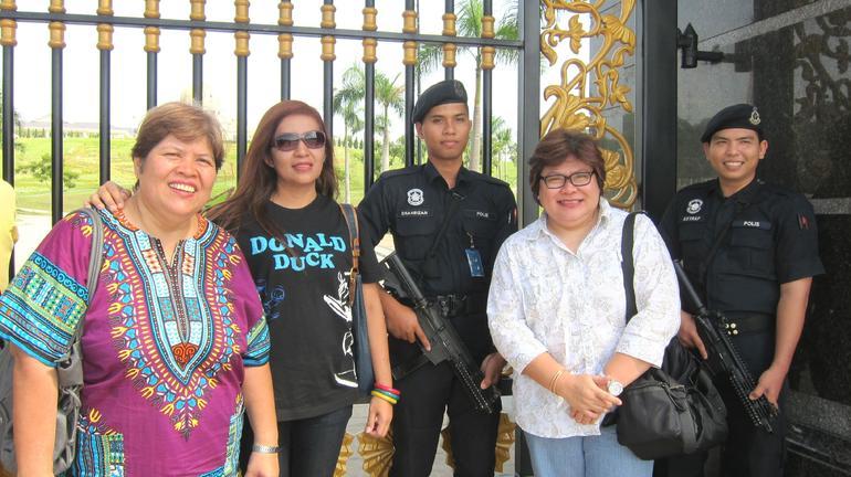 Must visit ..Istana Negara @ Kuala Lumpur - Kuala Lumpur
