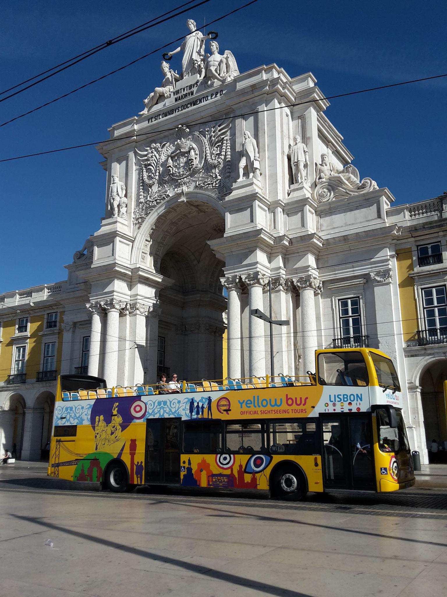MÁS FOTOS, Visita turística combinada en Lisboa: excursión en autobús con paradas libres por Lisboa con cuatro rutas con tranvía