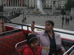Near Trafalgar Square , Nabendu Datta - July 2011