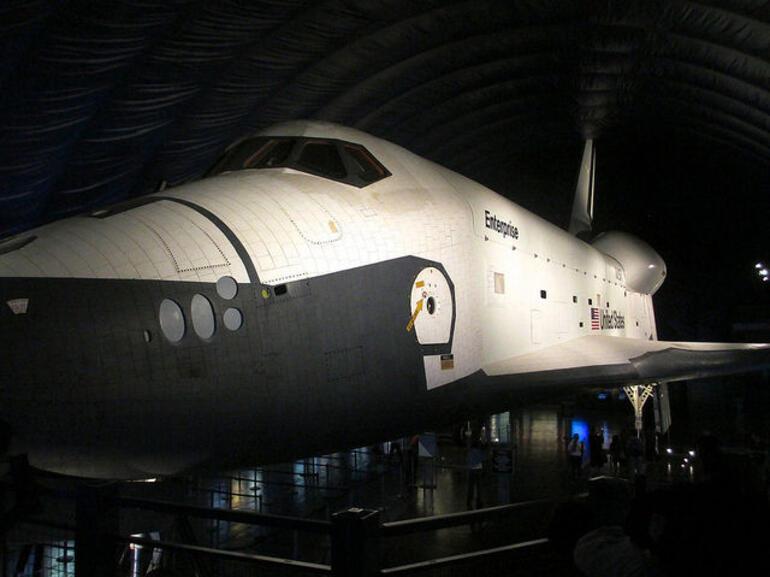 Space Shuttle Enterprise - New York City