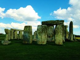 Once at Stonehenge you are allowed to walk 360 degrees around the site. , Antonio P - May 2015