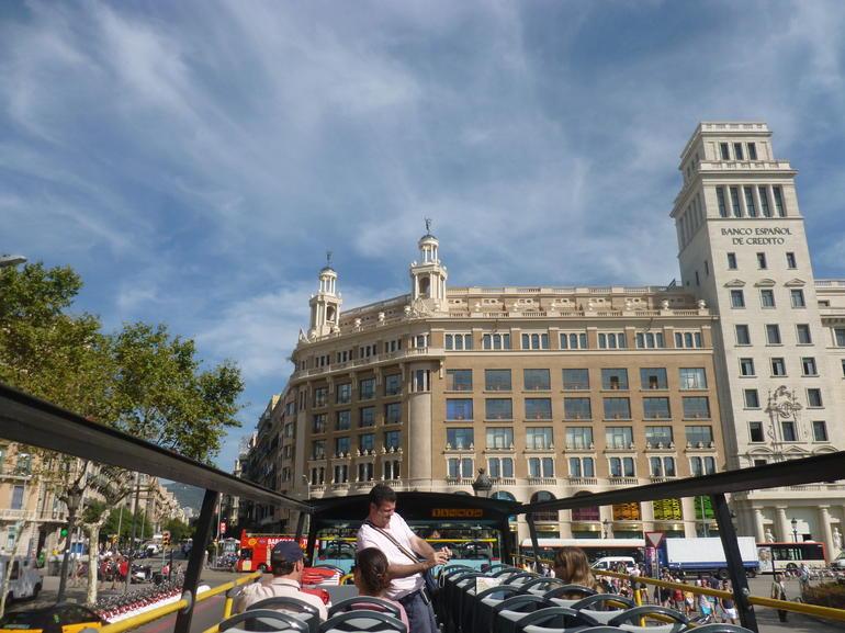 The City Centre - Barcelona
