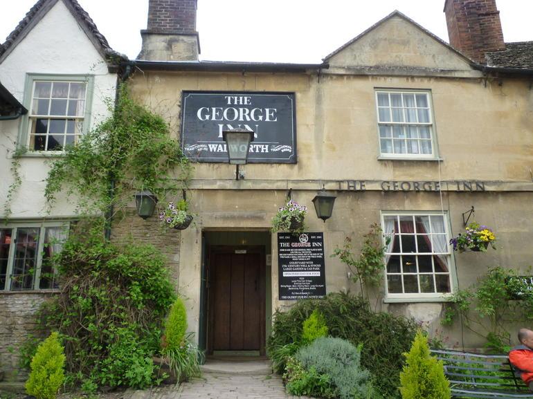 The George Inn @ Laycock - London