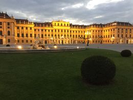 The Palace at dusk... , Paul S - November 2015
