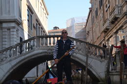 Our Gondolier , Kent W - May 2017