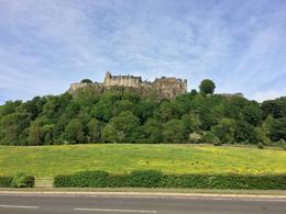 view of Stirling Castle , Cecelia K - July 2017