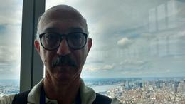 Eu no topo do One World Observatory da Freedom Tower. , Everton W - August 2017