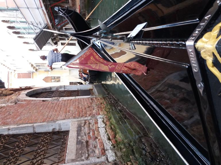Venice Gondola Ride photo 14
