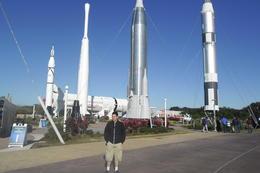 Rocket Garden y los lanzadores usados para las Mercury y las Gemini , Daniel V - November 2017