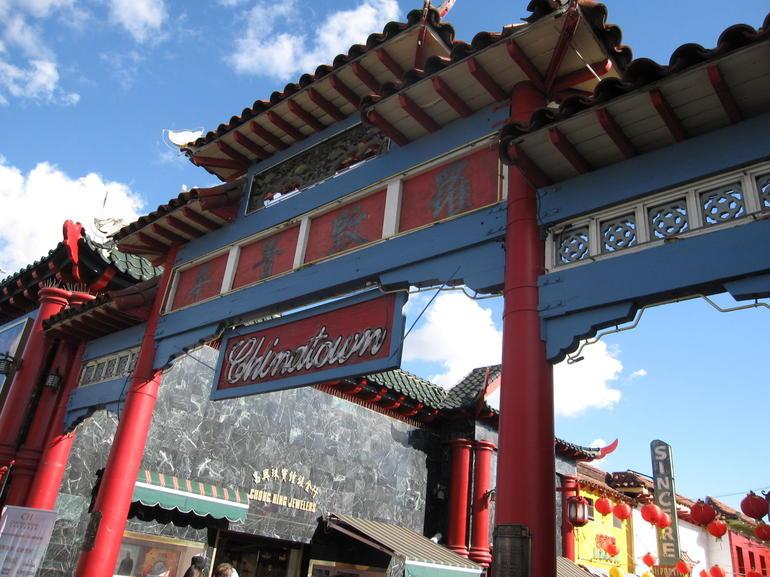 China town - Los Angeles