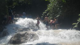 Dunns River Falls, JennyC - September 2012