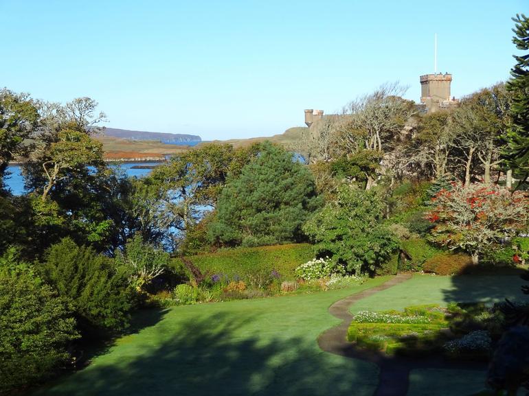Dunvegan Castle - Edinburgh