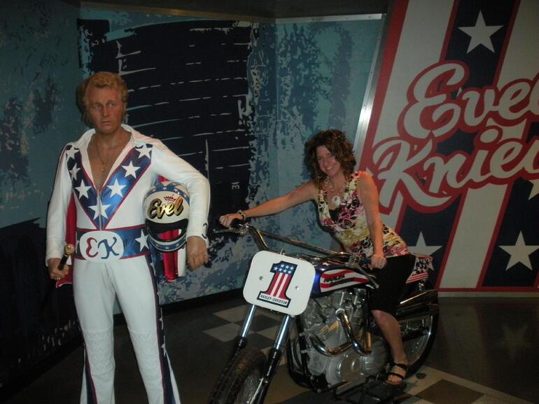 Evel Knievel - Las Vegas