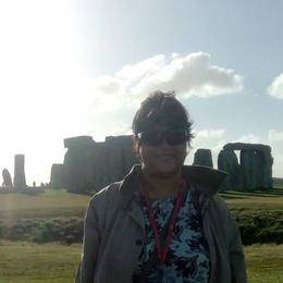 I enjoyed the serenity of the Stonehenge , Sathyasree G - August 2016