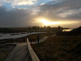 The place of the Drowning Pool and where Icelands law's were announced in historical times! , Hayley W - December 2015