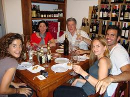 Florence Wine, Cheese and Olive Oil tasting - January 2012