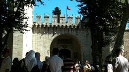 Topkapi Palace, Hana - October 2011