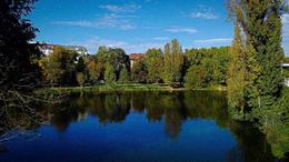 Charlottenburg Lietzenseepark , s'imprégner des couleurs ,du silence, un moment de paix... , jose l - November 2014