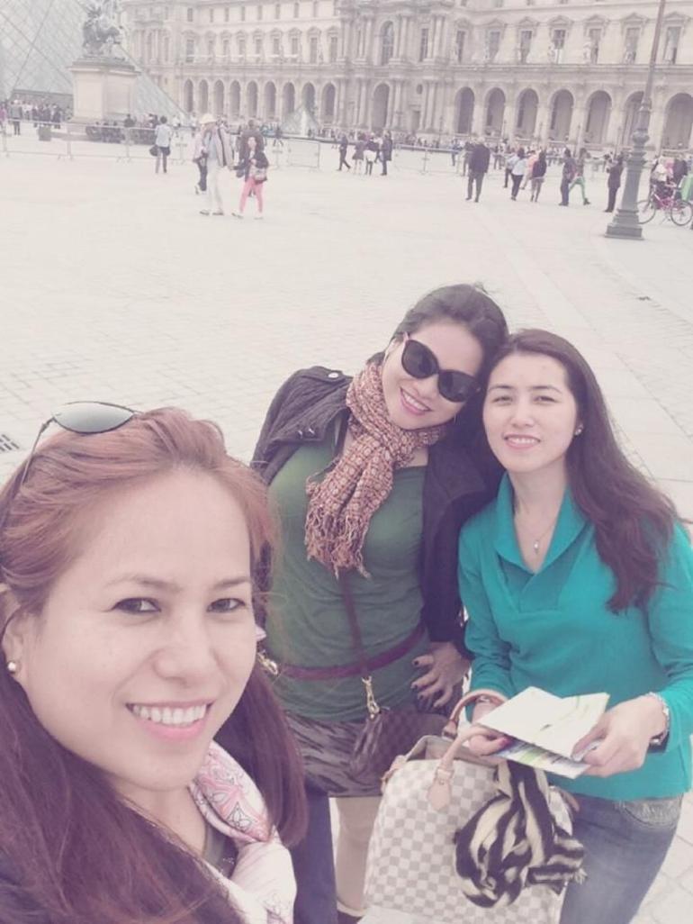 Louvre Paris - Paris