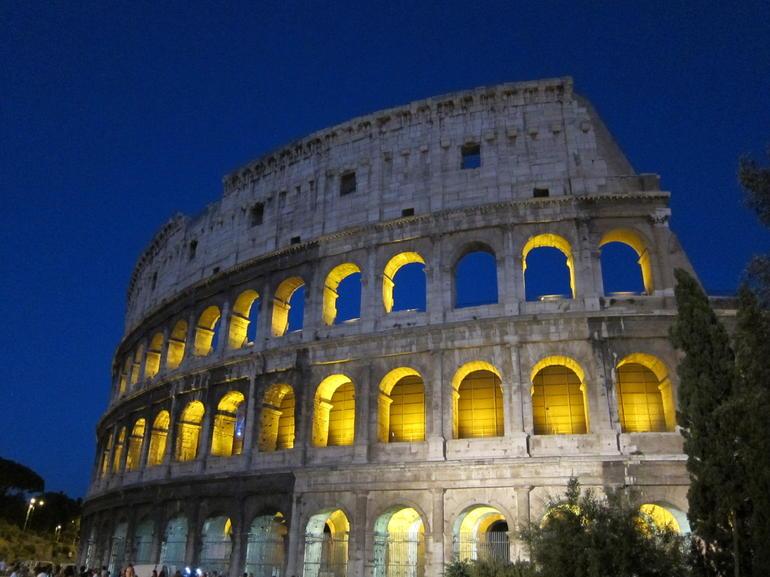 Night. - Rome