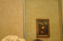 Monalisa at Louvre Museum! , Swathi S - August 2011