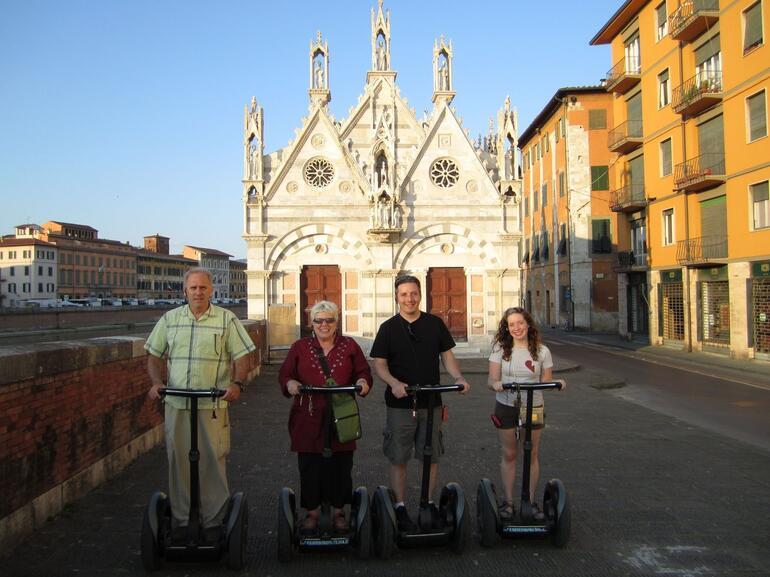 Pisa Segway Tour - Pisa