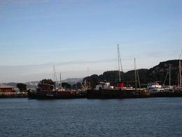 Sausalito Bay and marinas - June 2011