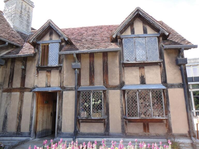 Shakespear's House - London