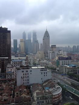 Shanghai Skyline , Chandni H - July 2013