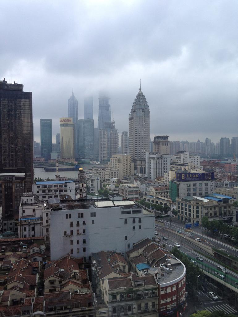 Shanghai Skyline - Shanghai
