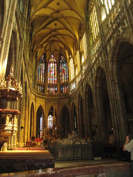 St. Vitus Cathedral , tonymichelle922 - June 2011