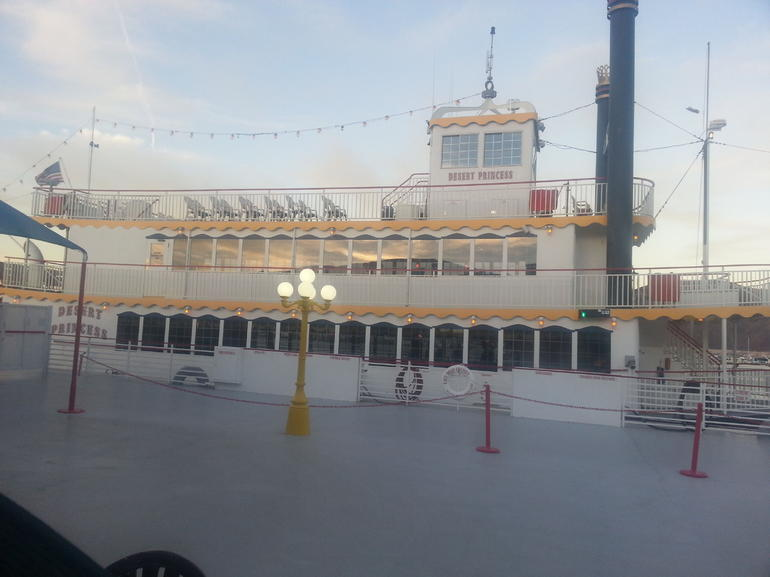 The boat - Las Vegas