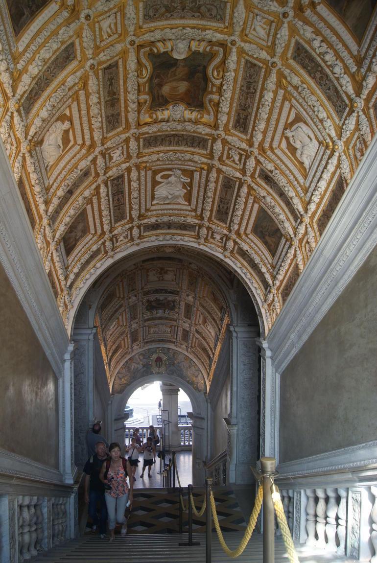 The Golden Staircase - Venice