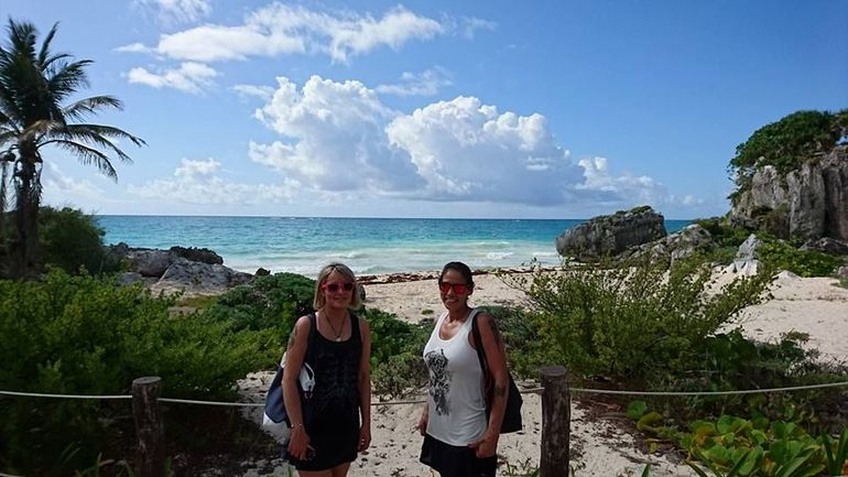 Early Access to Tulum Ruins with an Archeologist