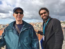 Helder and Nelson, Lisbon Guided Walking Tour Nov. 6, 2016 , ROBERT NELSON B - November 2016