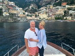 Coming back into Positano. , Lisa R - December 2016