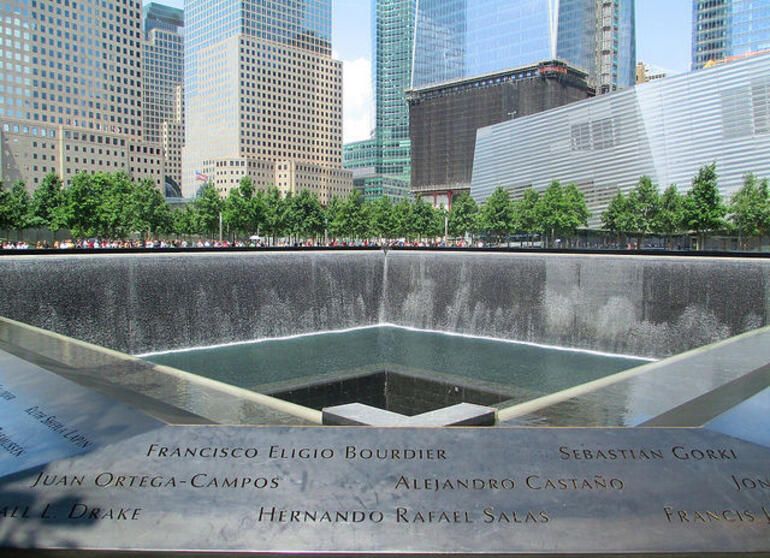 9/11 Memorial - New York City