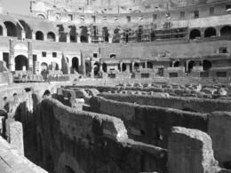 Inside the Coloseum , mausmchl - August 2016