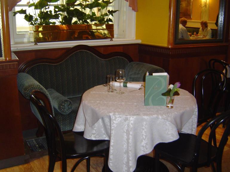 Dinner - Vienna