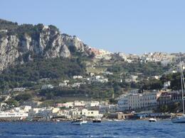 Isle of Capri , Judy & Mike - September 2011