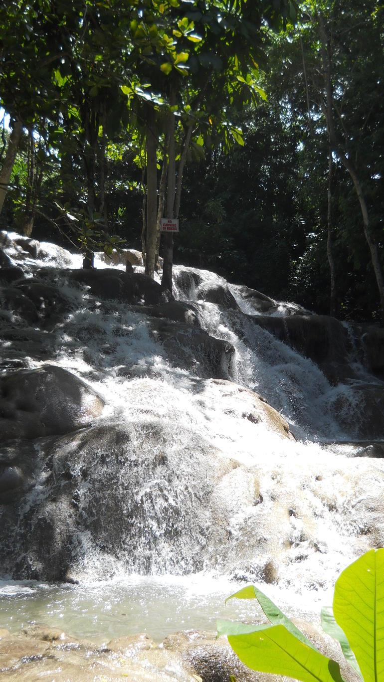 Dunns River Falls - Montego Bay