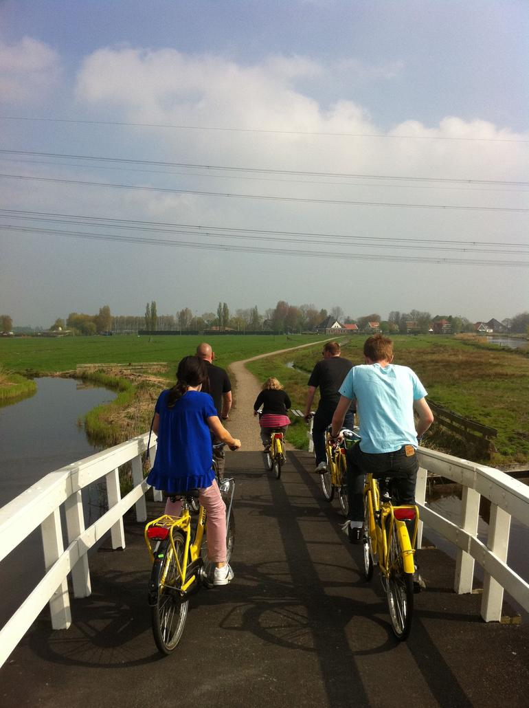 Dutch Villages and Countryside Bike Tour from Amsterdam - Amsterdam
