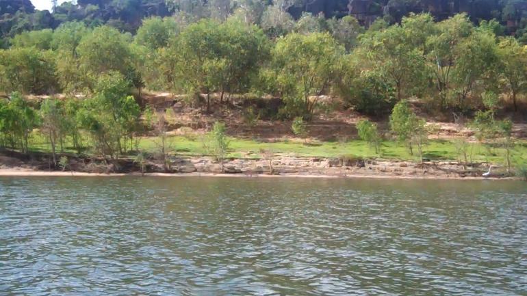 East Alligator River, Kakadu National Park - Darwin