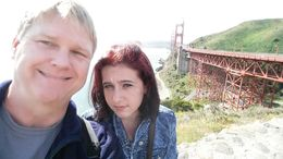 Spending time with my daughter touring San Francisco for her birthday - Priceless.. , Andrew Z - April 2015