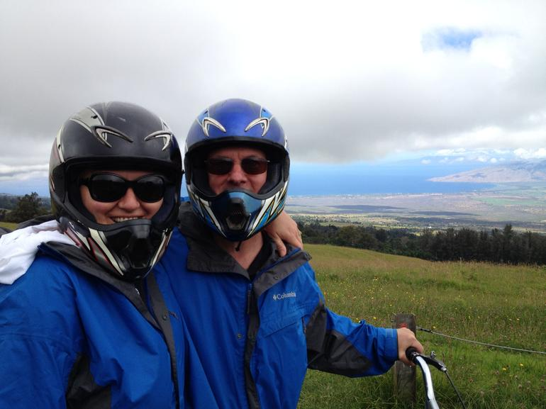 Haleakala Downhill Bike Ride with Hotel Pickup