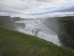 Gulfoss waterfall. , mitchelljen - October 2015