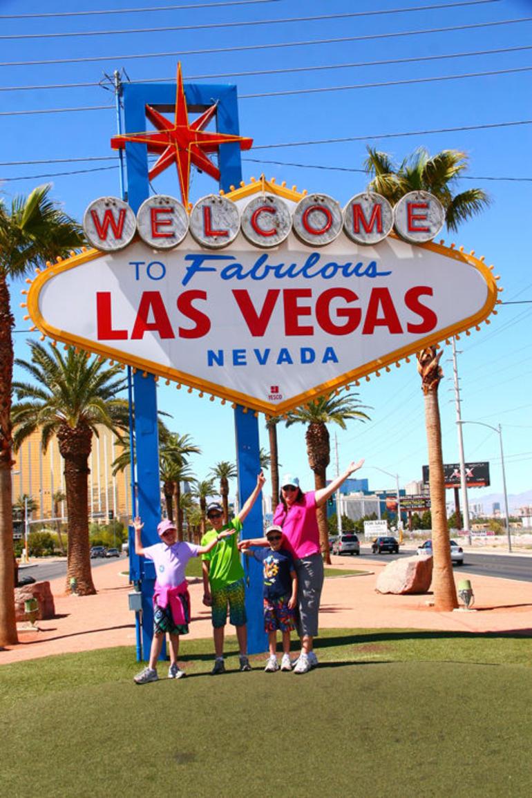 Family fun in Las Vegas, Nevada - Las Vegas