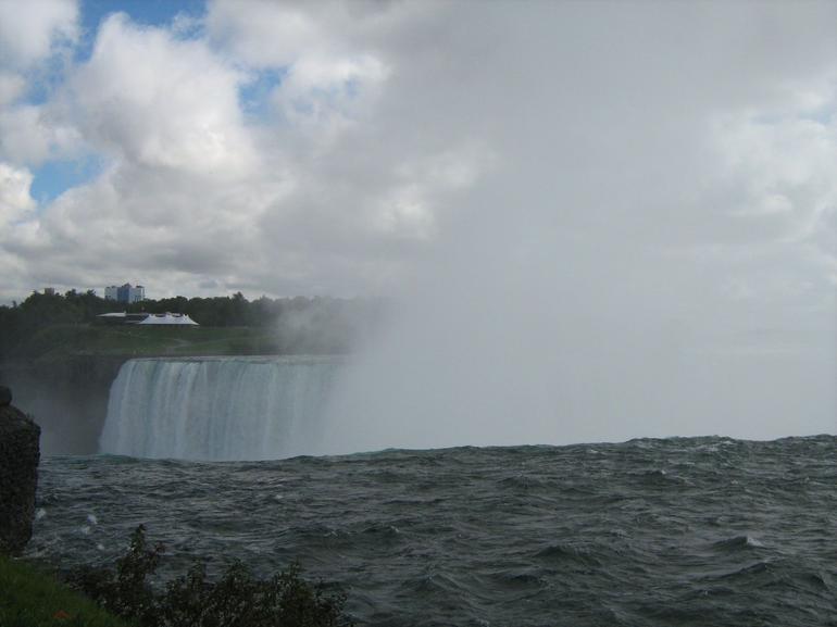 Niagara Falls mist - Niagara Falls & Around
